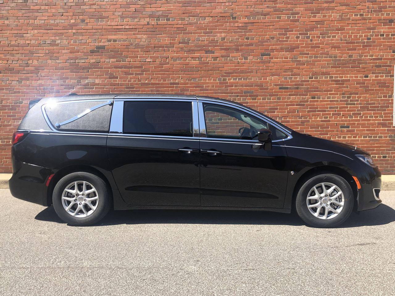 2020 Chrysler K2 Pacifica 1st Call Van