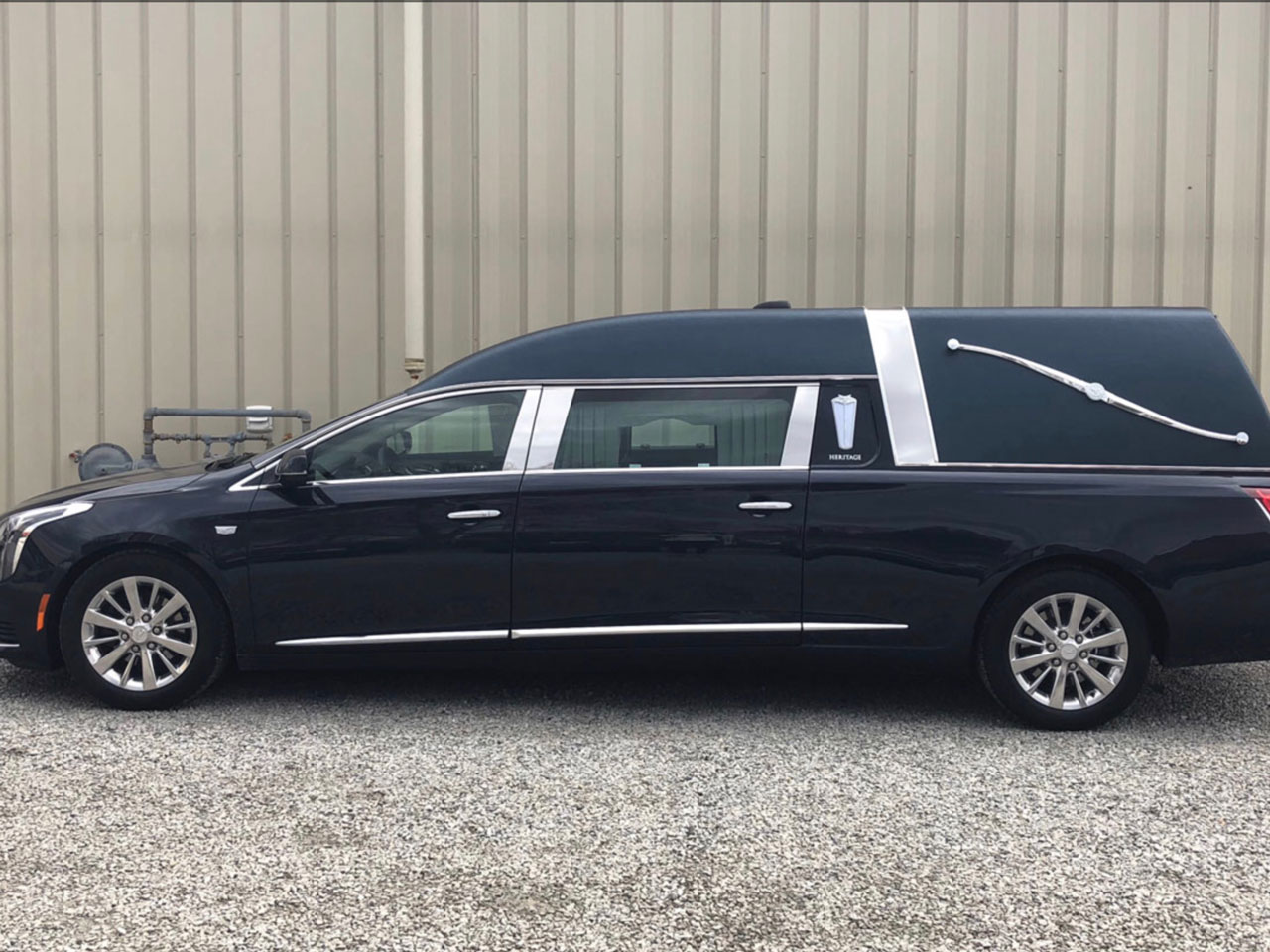 2019 Federal Coach Company Cadillac Federal Heritage Hearse 1