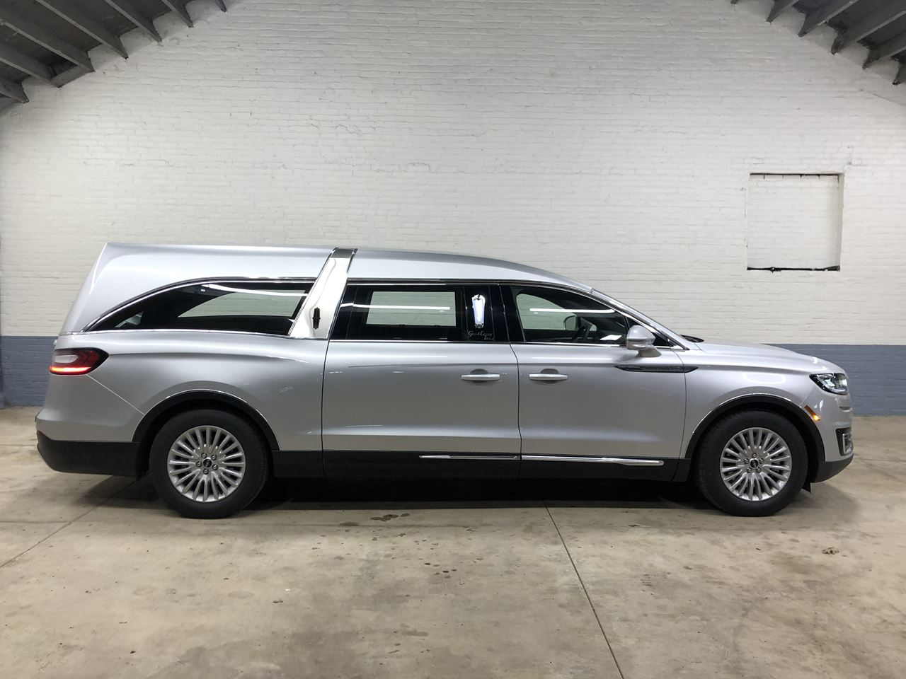 2019 Lincoln Nautilus MK Grand Legacy Limited 322 21