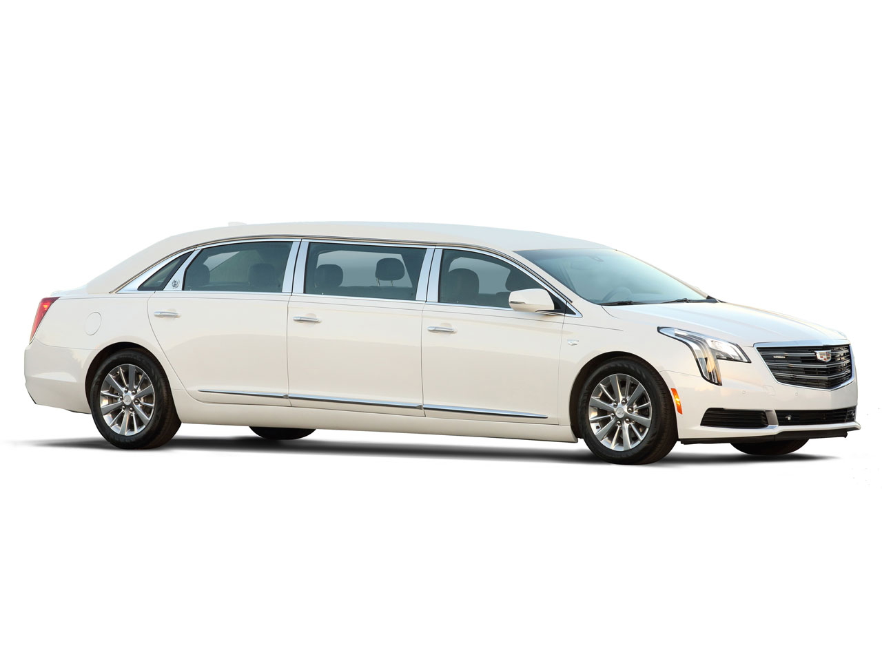 2019 SS Coach Company Cadillac 48 Stretch Limousine 7