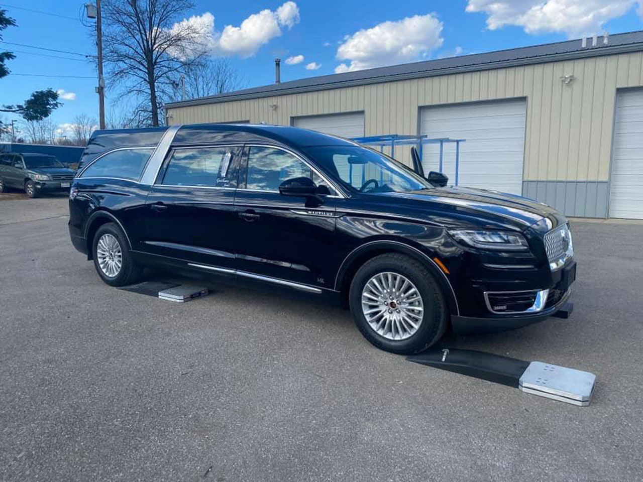 2020 Lincoln MK Grand Legacy Limited Hearse
