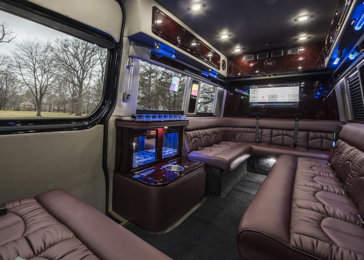 Midwest Automotive Design - Luxury Custom Sprinter Vans ...